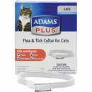 Adams Plus Flea & Tick Collar for Cats (7 Months)