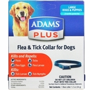 Adams Plus Flea & Tick Collar for Large Dogs (7 Months)