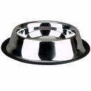 Advance Pet Products Non-Skid Stainless Steel Dish (8 oz)