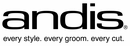 Andis  - Electric Clippers , Blades , Clipper Combs & Accessories