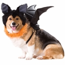 Animal Planet Bat Dog Costume - Small