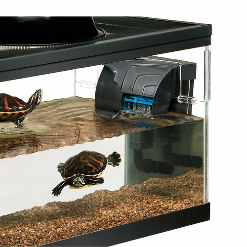 Aqueon quietflow 55 75 aquarium power filter for Aqueon fish tank