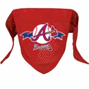 Atlanta Braves Dog Bandanas