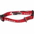Atlanta Falcons Dog Collars & Leashes