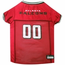 Atlanta Falcons Dog Jerseys