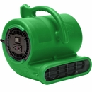 B-Air Vent 2 Speeds Multi Cage Dryer - Green