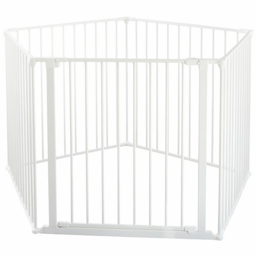 BabyDan Flex XXL Room Divider Playspace White 354 138