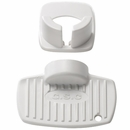 BabyDan Safety Bulk Magnetic Key - White (200 Count)