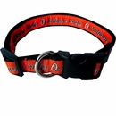 Baltimore Orioles Collar - Ribbon (Medium)