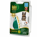 Bio Spot Defense with Smart Shield Applicator for Dogs (3 month) - Toy 6-12 lbs