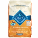 Blue Buffalo Chicken & Brown Rice Large Breed Recipe for Adult Dogs - 30lb