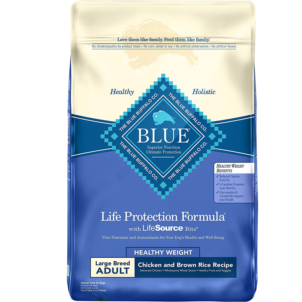 Blue Buffalo Life Protection Healthy Weight Chicken