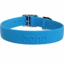 Bond Dog Collar Blueberry  - Medium