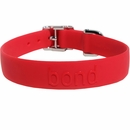 Bond Dog Collar Tomato  - Large