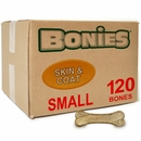 BONIES Skin & Coat Health BULK BOX SMALL (120 Bones)