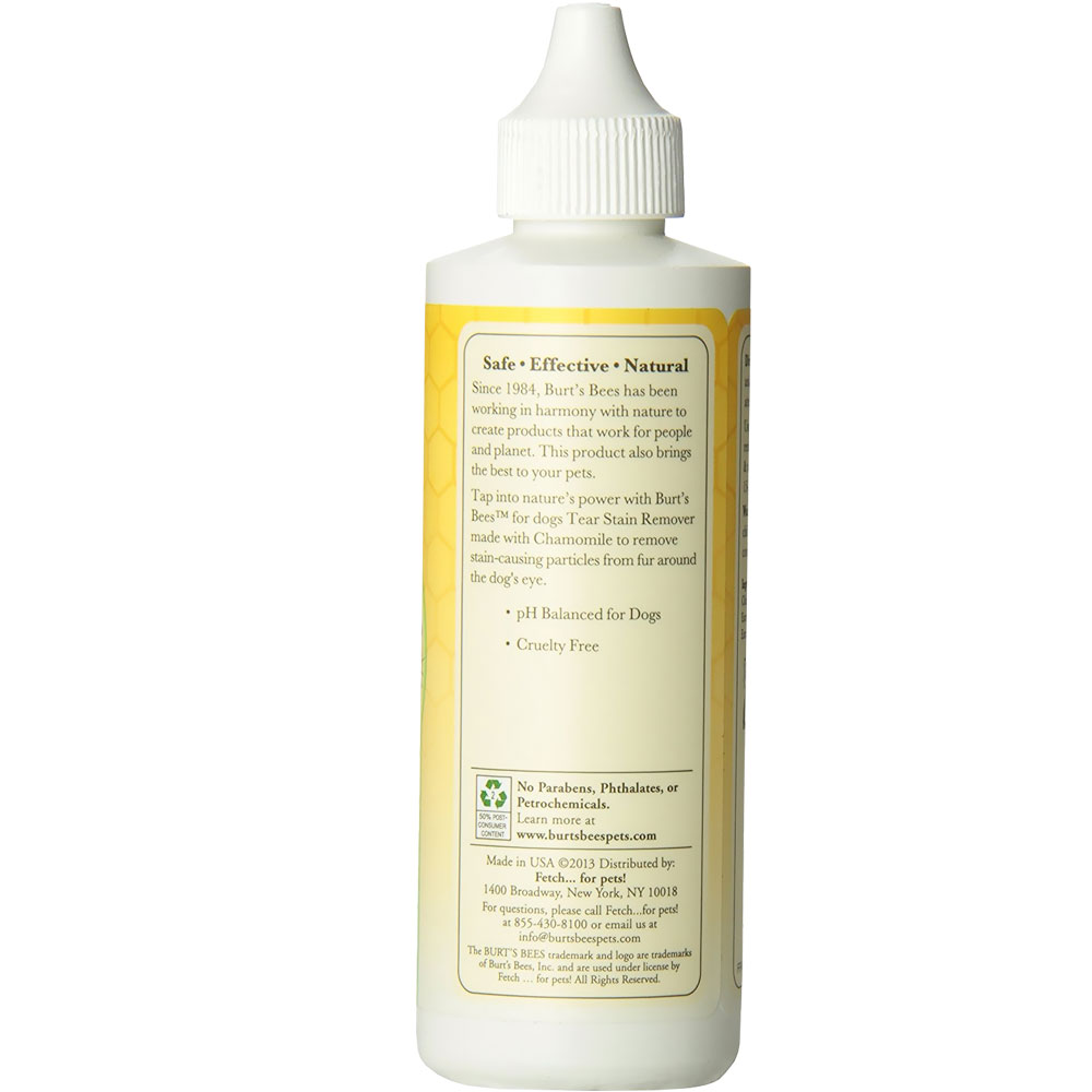 Burt S Bees Dog Tear Stain Remover