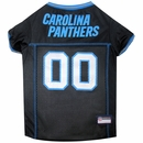 Carolina Panthers Dog Jerseys