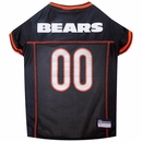 Chicago Bears Dog Jersey - Large