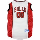 Chicago Bulls Dog Jersey - Large