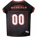 Cincinnati Bengals Dog Jerseys