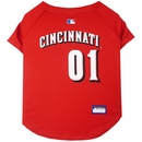 Cincinnati Reds Dog Jersey - Large