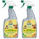 Citrus Magic 2 - Pack Pet Stain Remover Spray (22 oz)