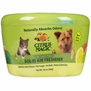 Citrus Magic Pet Odor Absorbing Solid Air Freshener - Fresh Citrus (20 oz)