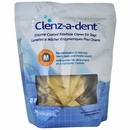 Clenz-a-dent Rawhide Chews for Dogs Medium (30 ct)