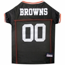 Cleveland Browns Dog Jersey - Large