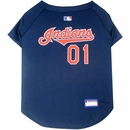 Cleveland Indians Dog Jerseys