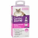 Comfort Zone Spray & Scratch Control for Cats & Kittens ( 2 oz)