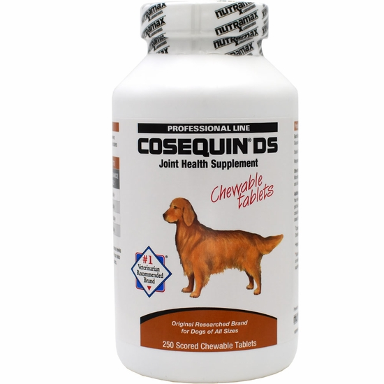 Cosequin® DS CHEWABLE TABLETS (250 Count)