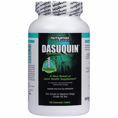 dasuquin for small to medium dogs 150 chewable tabs. Black Bedroom Furniture Sets. Home Design Ideas