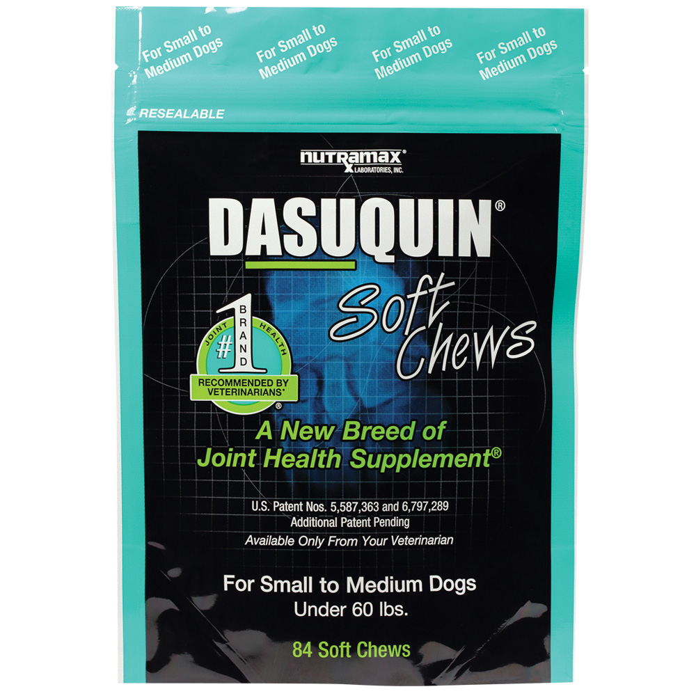 dasuquin soft chews for small to medium dogs 84 chews. Black Bedroom Furniture Sets. Home Design Ideas