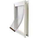 Deluxe Aluminum Pet Door - Medium