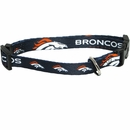 Denver Broncos Dog Collars & Leashes