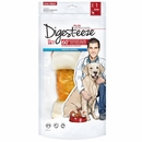 Digest-eeze Rawhide Bones - Pork, Beef & Chicken 8""