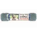 Dirty Dog Doormat Runner - Nano (Blue)