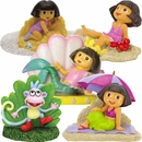 Dora the Explorer Aquarium Ornament Sets