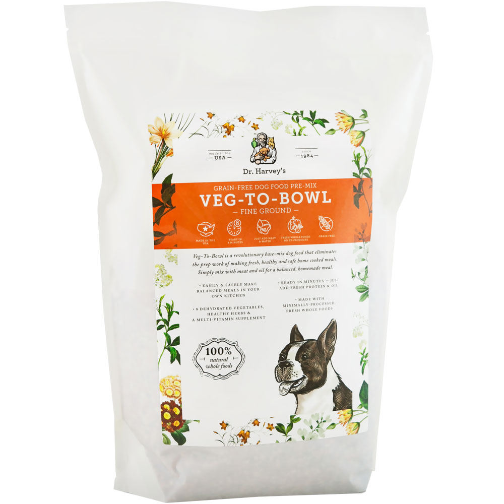 Where To Buy Dr Harvey S Dog Food