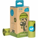Earth Rated Unscented 8 Refill Poop Bag Rolls (120 bags)