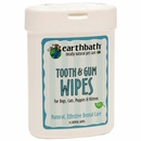 Earthbath Dental Wipes (25 count)