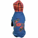 East Side Collection Holly Days Joy Hoodie - Small/Medium