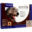 Effitix Topical solution for Dogs 89-132 lbs. - 3 Months