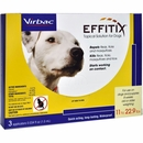 Effitix Topical solution for Dogs Up to 22.9 lbs. - 3 Months