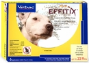 Effitix Topical solution for Dogs Up to 22.9 lbs. - 6 Months