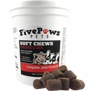 Five Paws Complete Joint Formula for Dogs & Cats (60 Soft Chews)