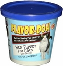 Flavor-Doh Fish Flavor For CATS  (200 Grams)
