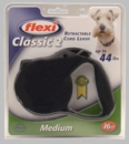 Flexi Classic 2 Retractable CORD Leash for Dogs up to 44 lbs