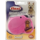 Flexi MINI Retractable CORD Leash for Dogs up to 18 lbs.
